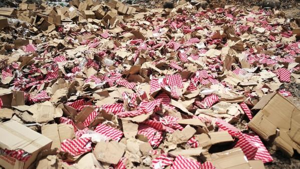 الفطيم تويوتا والهيئات الحكومية في دولة الإمارات تصادران 453,456 قطعة غيار مقلّدة خلال حملات تفتيشية في العام الماضي