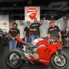 """دوكاتي تكشف النقاب عن الدراجة النارية """"Panigale V4 R"""" الجديدة في دولة الإمارات  تم إطلاق الدراجة النارية خلال حفل خاص أقيم في صالة عرض دوكاتي في دبي"""