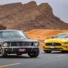 """موستانج السيارة الرياضيّة الكوبيه الأكثر مبيعاً في العالم للسنة الرابعة على التوالي؛ فورد تستعدّ للاحتفالات بالعيد الـ 55 لسيارة """"الفرس"""" الرياضية"""