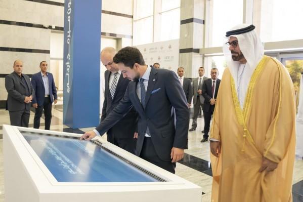 دولة الإمارات تطلق مبادرة مليون مبرمج أردني في المملكة الأردنية الهاشمية   ضمن استراتيجية حكومية ومعرفية بين البلدين