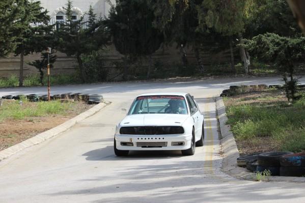 إصدار الترتيب لبطولة الأردن لسباقات السرعة ولفئات الدفع الرباعي والخلفي والأمامي