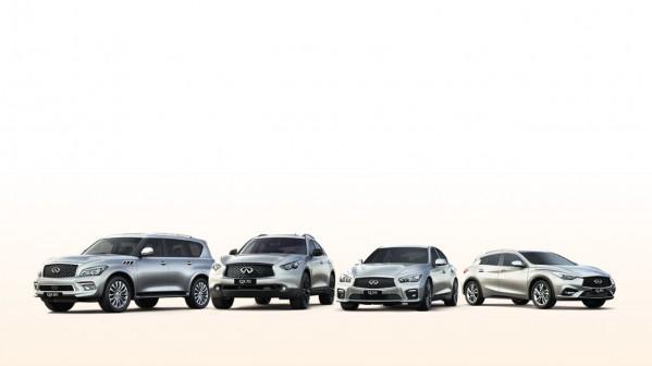 """في إطار عروضها الرمضانية  """"العربية للسيارات"""" تقدم لعملائها جودة عالية وقيمة استثنائية عند شراء إحدى سيارات """"إنفينيتي"""" المعتمدة"""