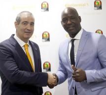 كونتيننتال توقّع كراعي الإطارات الرسمي لبطولة كأس الأمم الأفريقية توتال 2019 في مصر