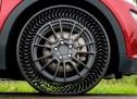 ميشلان وجنرال موتورز تتعاونان على إنتاج إطارات خالية من الهواء لسيارات الركّاب