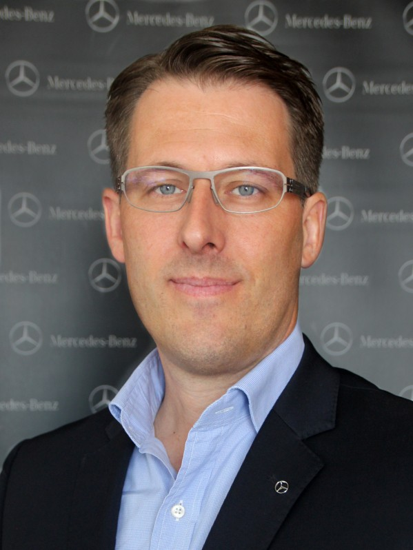 توماس كلاين رئيساً ومديراً تنفيذياً جديداً لشركة سيارات مرسيدس-بنز الشرق الأوسط