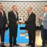شركة الكان العالمية للسيارات (رينو الاردن) تُسلم مائة مركبة كهربائية الى أمانة عمان الكبرى
