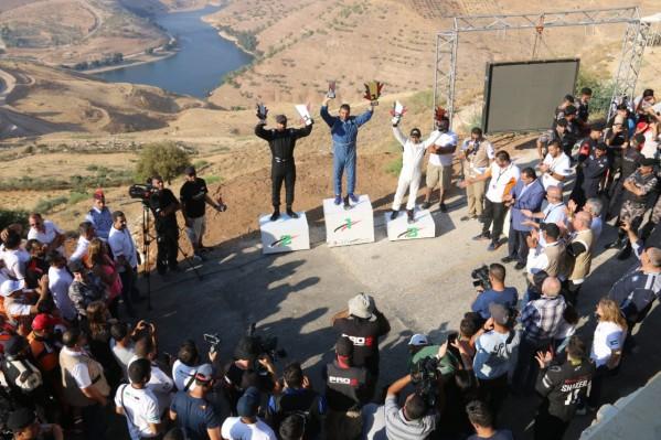 """خاتشيك"""" يدخل التاريخ من أوسع أبوابه بكسره الرقم القياسي لسباق الحسين لتسلق مرتفع الرمان"""