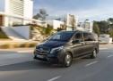 مرسيدس-بنز فانز الفئة V: الطراز الناجح الآن بتصميم جديد أكثر جاذبية.