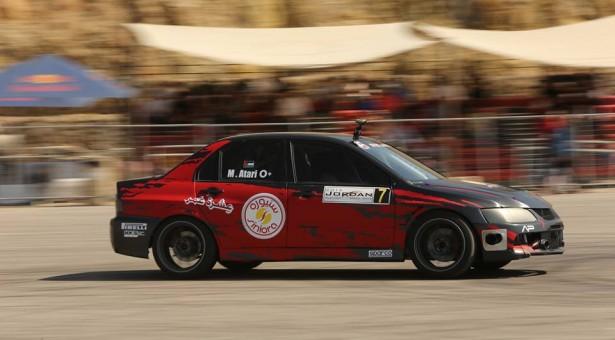 إصدار تعليمات الجولة الرابعة من بطولة الأردن لسباقات السرعة