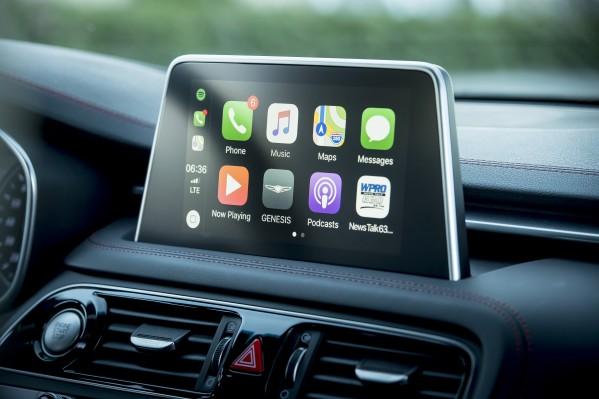 سيارة جينيسيس G70 تفوز بالمرتبة الأولى في فئة السيارات الفاخرة المدمجة والسيارات رباعية الدفع في دراسة جي دي باور 2019- عن نظام المعلومات والترفيه ومستوى رضا العملاء