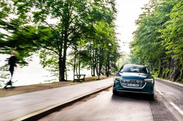 أودي تهدف إلى خفض انبعاثات ثاني أوكسيد الكربون على مدار دورة حياة السيارة بنسبة 30 بالمائة بحلول عام 2025