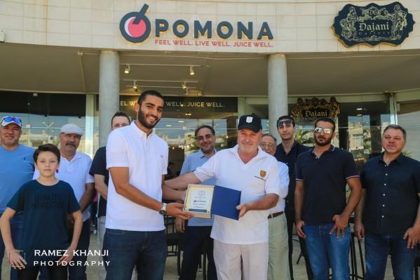 تجمع نادي السيارات الكلاسيكية الأردني بضيافة POMONA