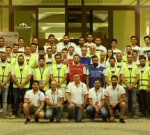 قرابة 350 متطوعا وطائرات للسلامة العامة ومستشفيات ميدانية استعدادا لرالي باها الأردن الدولي