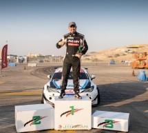 هارون بطلا للأردن لسباقات الدرفت والفقهاء ثانيا وأبو حسين ثالثا