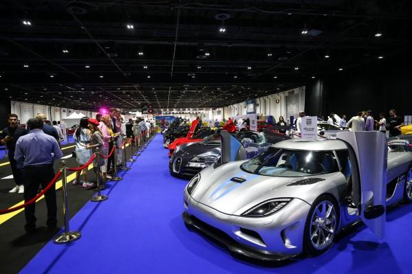 يشهد أحداث حصرية لإطلاق سيارات جديدة آتية من المستقبل  معرض دبي الدولي للسيارات يعود في نوفمبر بمركز دبي التجاري العالمي