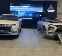 ميتسوبيشي موتورز الشرق الأوسط وأفريقيا تشارك في المؤتمر الخامس لمركبات المستقبل
