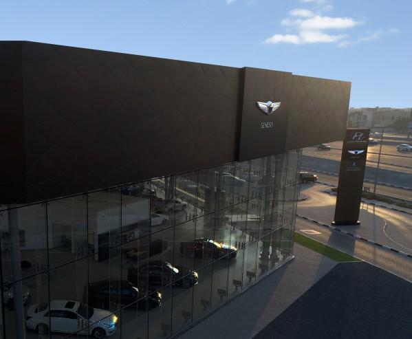 """جينيسيس تطلق تجربة صالات العرض المبتكرة """"شوب إن شوب"""" التي تجسد الفن الراقي والتصميم الفائق والأناقة المميزة في الإمارات"""