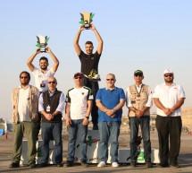 عبد الله أبو حسين يظفر بلقب الجولة الخامسة والختامية لبطولة  الأردن للدرفت