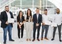 """وكالة Twelve Degrees للتصميم من الأردن تفوز بجائزة أودي للابتكار الرابعة باختراع أداة بينشر """"Pincher"""" لرش التوابل"""