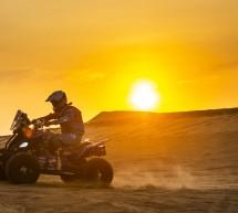 رالي داكار السعودية 2020  منافسة قوية في فئة العربات الصحراوية الخفيفة