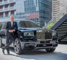 رولز-رويس موتور كارز الشرق الأوسط وإفريقيا تحتفل بنموّ لافت في مبيعاتها لعام 2019