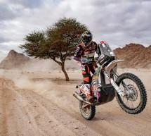 بعد فوزه بالمرحلة الرابعة وعودته لحلبة المنافسة  ستيفان بيترهانسل: داكار السعودية 2020 رائع جداً والمنظمون قاموا بعمل استثنائي