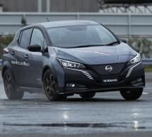 نظام جديد للتحكّم الكلّي بالمحركات الثنائية لتعزيز قدرات أداء السيارات الكهربائية أحدث ابتكارات نيسان خلال معرض الإلكترونيات الاستهلاكية 2020