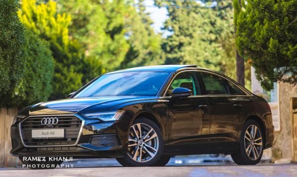 اودي A6 …قوة السيارات الرياضية ورشاقة المركبات المدمجة في آن واحد!