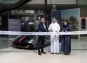 """""""باغاني"""" تفتتح مكتباً لها في دبي، وتكشف للمرّة الأولى في المنطقة عن سيارة هويرا رودستر بي سي الجديدة محدودة الإصدار"""