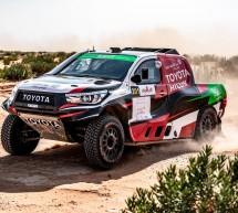 تحديد موعد باها الرياض  الجولة الثانية من بُطولة السعودية تويوتا للراليات الصحراوية