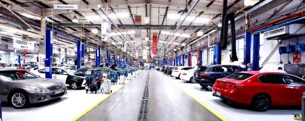 في ظل فيروس كورونا العربية للسيارات توفر حزمة خدماتها المجانية لاستلام السيارات وتوصيلها ومعالجتها بالأوزون