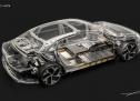 تصميم سبيس كونسبت من لوسيد أير يحقق الاستفادة الأمثل من الحجم المصغّر لمجموعة نقل الحركة الكهربائية ومجموعة البطارية باستطاعة 113 كيلوواط ساعي، لتوفير مساحة داخلية رائدة في فئتها