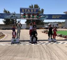 النجار والحموي بطلا فئتي السينيور والجونيور – ماكس في سباق الكارتينغ الأول