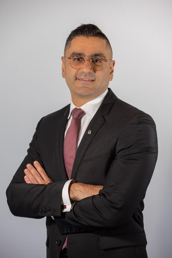 ساجد صبيح يتولّى منصب المدير الإداري للعمليات التجارية لدى 'جنرال موتورز أفريقيا والشرق الأوسط'