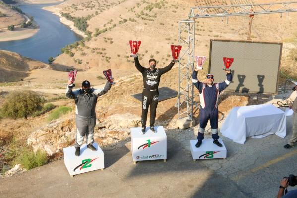 جويحان ينال لقب سباق الحسين لتسلق مرتفع الرمان عن جدارة واستحقاق