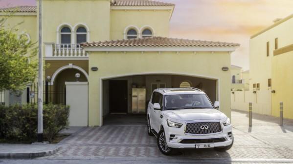 """إنفينيتي من العربية للسيارات تتيح لك قيادة سيارة أحلامك مع حملة """"استأجر وانطلق"""""""
