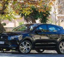 جاغوار E‑PACE …سيارة رياضية متعددة الاستخدامات وديناميكية ورشيقة
