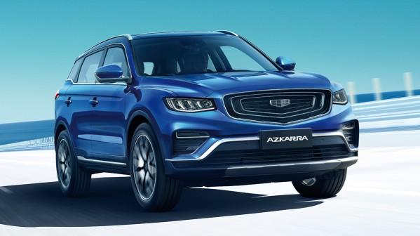 الخياط للسيارات AKM تطلق حملة ابدأ عامك الجديد بتفاؤل وتميز مع جيلي الأردن