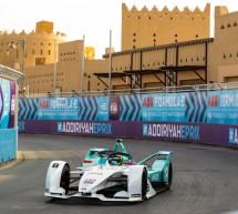 المؤتمر الصحفي الخاص بسباق فورمولا إي الدرعية 2021 يعلن انطلاق الموسم السابع من بطولة العالم من قلب الدرعية التاريخيّة للمرّة الأولى ليلًا
