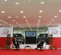 القدرة العربية لتجارة السيارات تفتتح معرض GAC MOTOR في وادي صقرة
