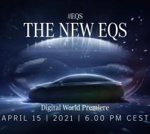 مرسيدس-EQ تكشف عن سيارة السيدان الكهربائية بالكامل EQS عبر منصة مرسيدس-بنز الإلكترونية