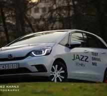 هوندا Jazz الجديدة…قوة وتوفير كبير بالوقود يصل الى 600 كلم بالتنكة