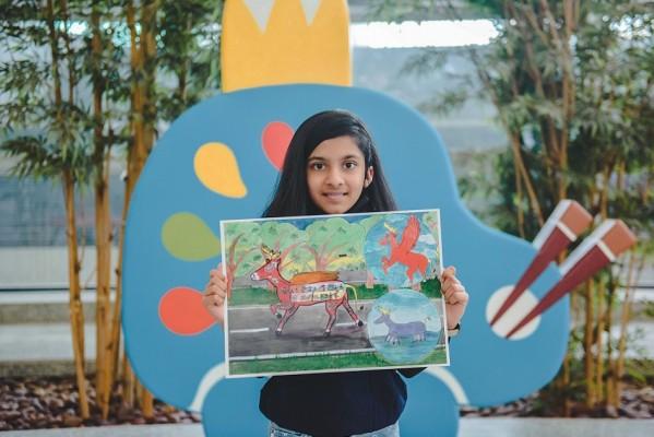 الفطيم تويوتا تعلن عن أسماء المتأهلين النهائيين في مسابقة سيارة الأحلام الفنية العالمية من تويوتا