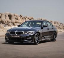 أبوظبي للسيارات تطلق ست نسخ محدودة الإصدار من سيارة BMW 330i M مع مزايا باقة M Performance