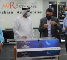 العربية للسيارات تعلن عن منح 25 عميلاً خدمة مجانية لمركباتهم لعام كامل