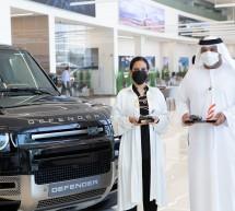 """""""دبي لسباقات الهجن"""" يكرّم """"الطاير للسيارات"""""""
