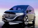 سيارة Concept EQT – معايير جديدة للجودة والفخامة في فئة مركبات الڤان الصغيرة