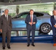 مازيراتي تحتفي بمزايا التنقل المستدام ضمن الجناح الإيطالي في إكسبو 2020 دبي