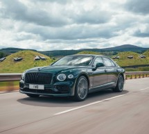 سيارة السيدان الفخمة الأفضل في العالم تصبح أكثر صداقة للبيئة…Bentley  تطرح Flying Spur Hybrid الجديدة