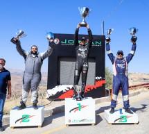 جويحان يتمسك بلقب سباق الحسين لتسلق مرتفع الرمان للمرة الثانية على التوالي